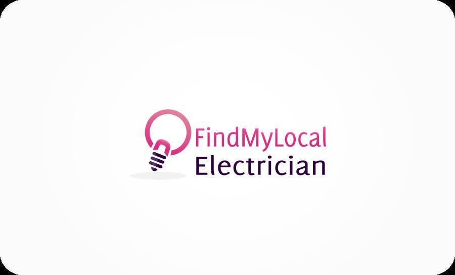 Participación en el concurso Nro.                                        136                                      para                                         Logo Design for findmylocalelectrician