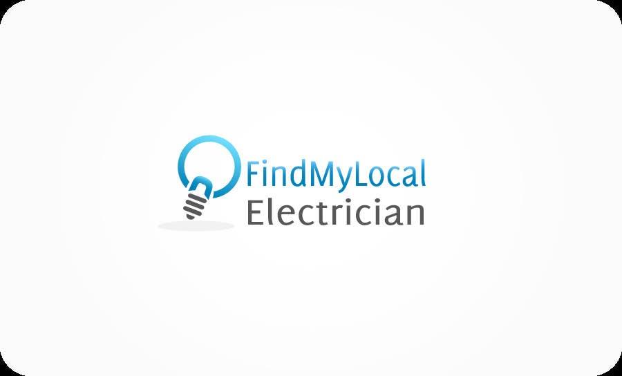 Participación en el concurso Nro.                                        158                                      para                                         Logo Design for findmylocalelectrician