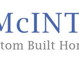 tjilon2014 tarafından R S McIntosh company logo için no 70