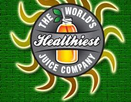 Nro 25 kilpailuun I need some Graphic Design for Green Juice Label käyttäjältä devi3
