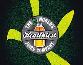 Nro 27 kilpailuun I need some Graphic Design for Green Juice Label käyttäjältä devi3