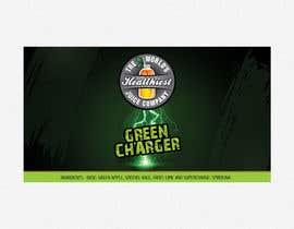 Nro 14 kilpailuun I need some Graphic Design for Green Juice Label käyttäjältä VrushaliSingh