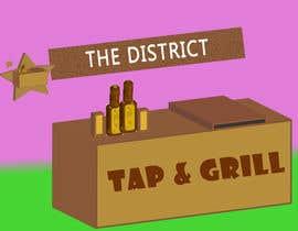 Nro 62 kilpailuun The District Tap & Grill käyttäjältä joakimgustavsson