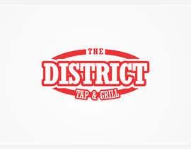 Nro 26 kilpailuun The District Tap & Grill käyttäjältä engleeINTER