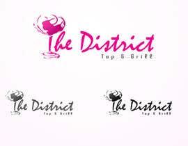 Nro 65 kilpailuun The District Tap & Grill käyttäjältä shrish02