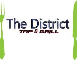Nro 60 kilpailuun The District Tap & Grill käyttäjältä shivamulumudi