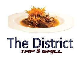 Nro 69 kilpailuun The District Tap & Grill käyttäjältä shivamulumudi