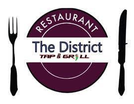 Nro 74 kilpailuun The District Tap & Grill käyttäjältä shivamulumudi