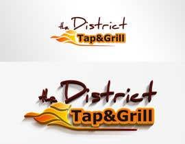 Nro 27 kilpailuun The District Tap & Grill käyttäjältä agencja