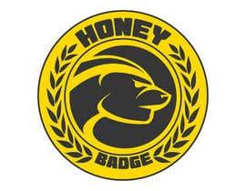 humayunjan97 tarafından Design the Honey Badge Non-profit Logo için no 12