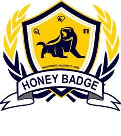 ramoncarlomaez tarafından Design the Honey Badge Non-profit Logo için no 41