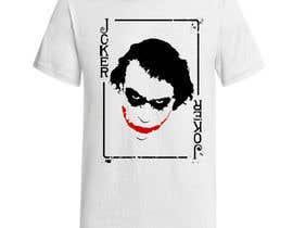 Nro 61 kilpailuun Design a T-Shirt käyttäjältä darkemo6876