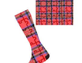 #43 untuk Design some Fashion for a sock oleh mariablasiak