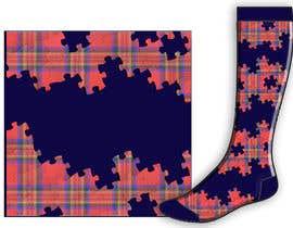 #45 untuk Design some Fashion for a sock oleh helenborzsony