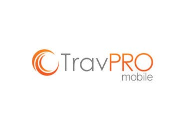 #259 for Design a Logo for a Travel Agent (B2B) Mobile Platform (TravPro Mobile) by rraja14