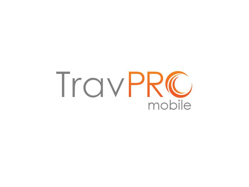 #290 for Design a Logo for a Travel Agent (B2B) Mobile Platform (TravPro Mobile) by rraja14