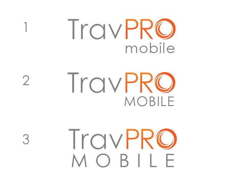#373 for Design a Logo for a Travel Agent (B2B) Mobile Platform (TravPro Mobile) by rraja14