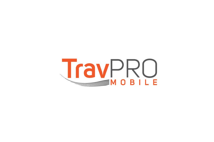 #375 for Design a Logo for a Travel Agent (B2B) Mobile Platform (TravPro Mobile) by alamin1973
