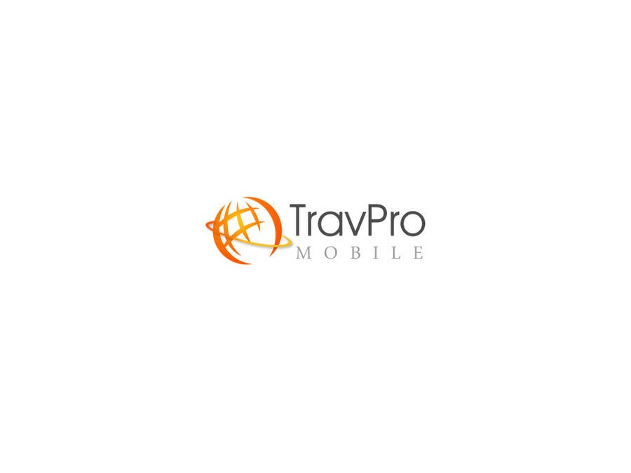 #102 for Design a Logo for a Travel Agent (B2B) Mobile Platform (TravPro Mobile) by vitorteixeira
