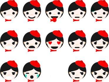 ErickDavid tarafından Design some unique Stickers for a School için no 24