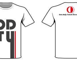 #27 untuk Design a T-Shirt for an University oleh DynamicNusantara