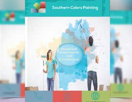 Mostakanwar tarafından Design a Flyer for my paint company....the name of my company is Southern Colors Painting  and I'm from Texas için no 3