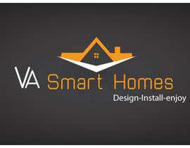 #42 for Design a Logo for Virginia Smart Homes by sherryshah91