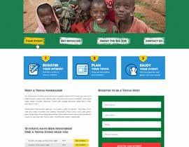 #102 untuk Design a Website Mockup for a campaign oleh robertlopezjr