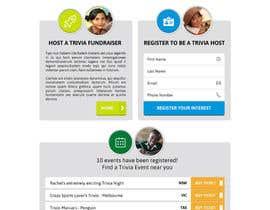 #93 untuk Design a Website Mockup for a campaign oleh stniavla