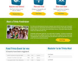 #106 untuk Design a Website Mockup for a campaign oleh patrickjjs