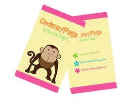 #36 untuk design my personal cards for OrdenayPaga oleh Somaiya