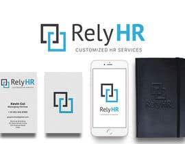 jellyciousgames tarafından Design a Logo for Rely HR (HR outsourcing company) için no 106