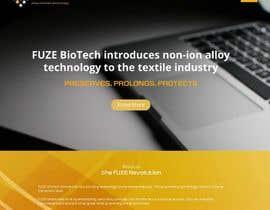 DesignGuruPro tarafından FuzeBiotech.com website için no 3
