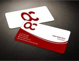 #30 untuk Design some Business Cards for Accounting / Consulting Business oleh zarnabdurranisl