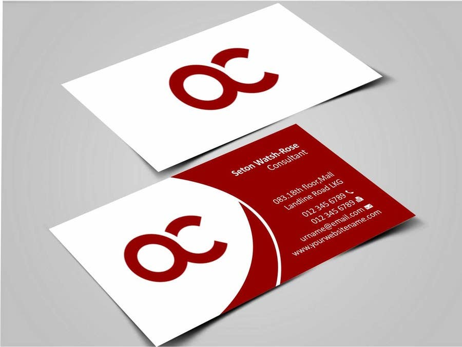 #38 for Design some Business Cards for Accounting / Consulting Business by zarnabdurranisl