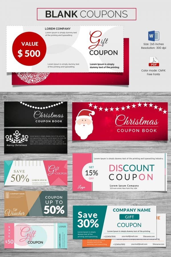 Entry #10 by krrish250 for Magazine AD/Coupon Template Book - Adobe ...