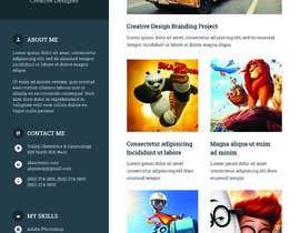 Freelancerkeertu tarafından Infographic Resume için no 4