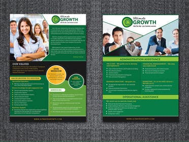 Dreamfocus tarafından Make me a capturing brochure için no 15