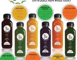 #2 untuk Design Poster for our Juice Company oleh morgankt215