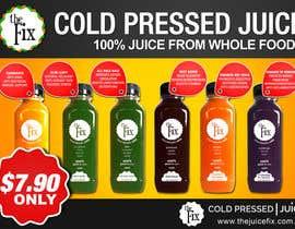 #6 untuk Design Poster for our Juice Company oleh ceebee21