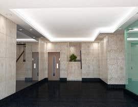 chandolias tarafından Entrance lobby 3D Modelling için no 22