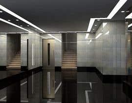 Deshnawy tarafından Entrance lobby 3D Modelling için no 28
