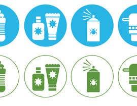 Ponchu tarafından Design some Icons - 4 small icons için no 8