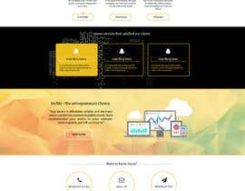 nilsoft123 tarafından Design a Website Mockup. için no 6