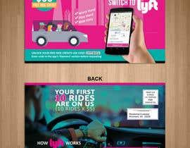 teAmGrafic tarafından Design a Lyft postcard - large size için no 79