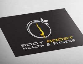 #97 untuk Creative logo design - 'Body Boost Health & Fitness' oleh MajdGH