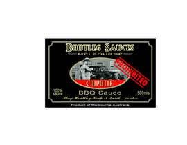 woodleyred tarafından Design labels for our new sauce company için no 66