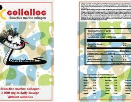 "Hamzakhan904 tarafından ""Dietary supplement"" package and logo için no 68"