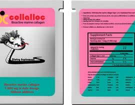"Hamzakhan904 tarafından ""Dietary supplement"" package and logo için no 72"