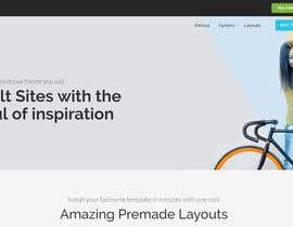 Samkhandeveloper tarafından Selection of one page portfolio wordpress theme to buy için no 28